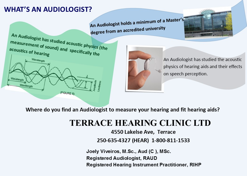 what's an audiologist?